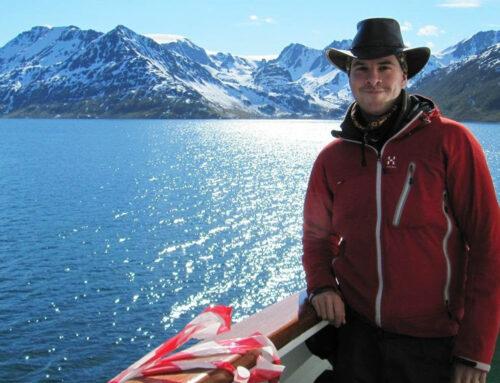 BUBO-Mitglied wandert 1.600 Kilometer für den guten Zweck